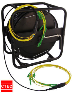 Outside Broadcast Mil Tac Cable Assemblies